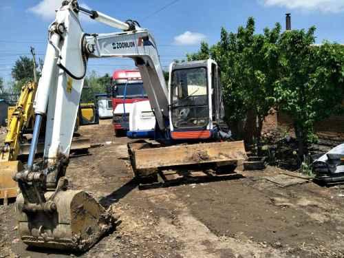辽宁出售转让二手4000小时2012年中联重科ZE80E挖掘机
