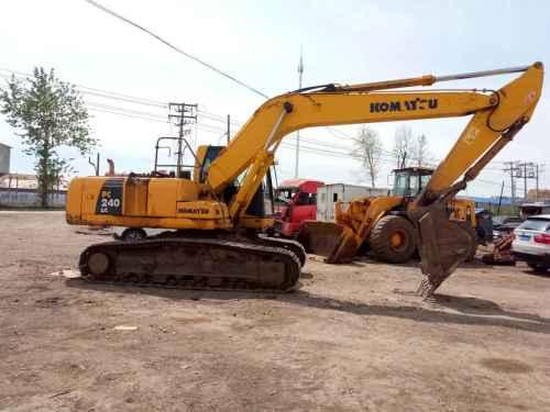 黑龙江出售转让二手9800小时2011年力士德SC230挖掘机