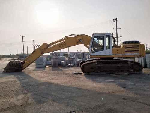 江苏出售转让二手16000小时2006年利勃海尔R914B挖掘机