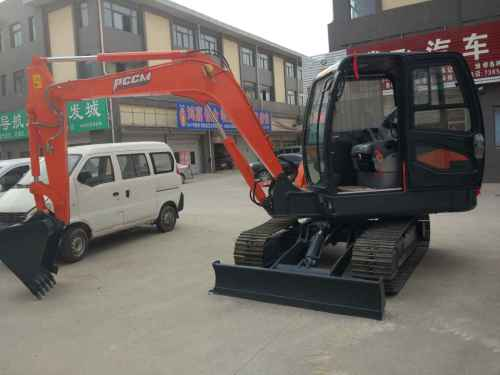 山东出售转让二手12小时2017年彭浦SW60E挖掘机