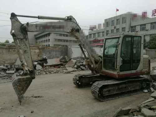 山东出售转让二手13229小时2010年竹内TB175C挖掘机