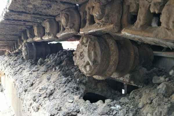 北京出售转让二手6549小时2010年斗山DH300挖掘机