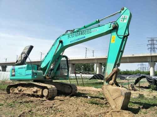 北京出售转让二手7852小时2012年小松PC200挖掘机