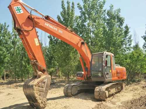 北京出售转让二手6543小时2003年日立ZX200挖掘机