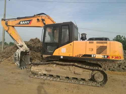 安徽出售转让二手5800小时2013年三一重工SY205C挖掘机