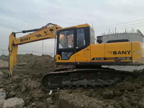 安徽出售转让二手7900小时2010年三一重工SY215C挖掘机