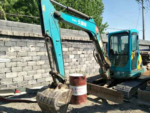 北京出售转让二手5307小时2011年久保田KX161挖掘机