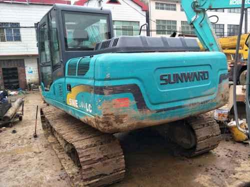 湖北出售转让二手9000小时2011年山河智能SWE150LC挖掘机