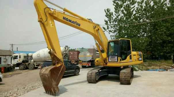 安徽出售转让二手3600小时2013年小松PC200挖掘机