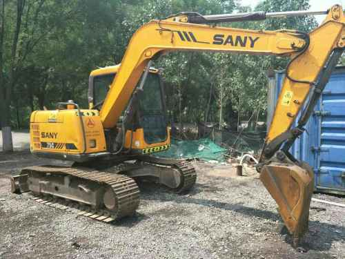 天津出售转让二手6700小时2011年三一重工SY75C挖掘机
