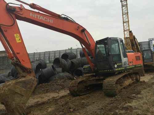 安徽出售转让二手6326小时2011年日立ZX210H挖掘机