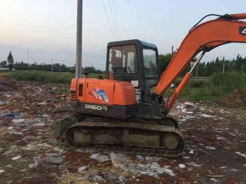 江苏出售转让二手8523小时2012年斗山DH55挖掘机