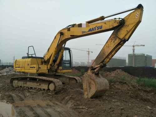 河南出售转让二手8000小时2010年力士德SC220挖掘机