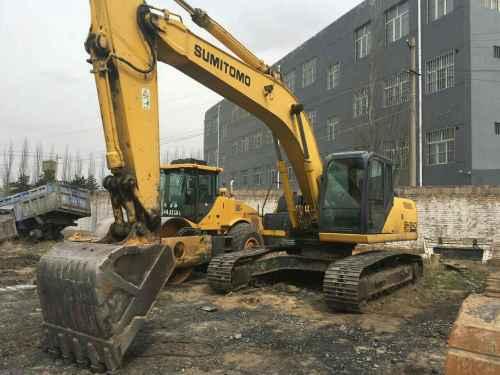 山西出售转让二手9000小时2010年住友SH240挖掘机