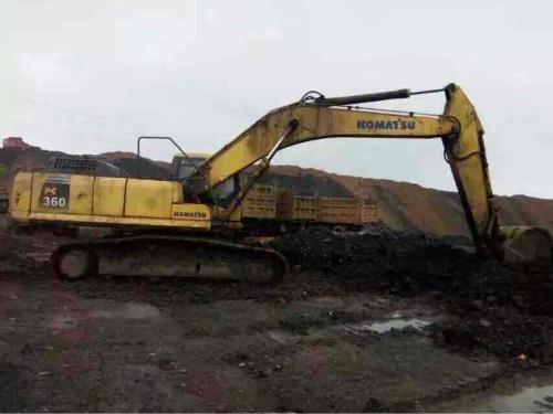 贵州出售转让二手11900小时2009年小松PC360挖掘机