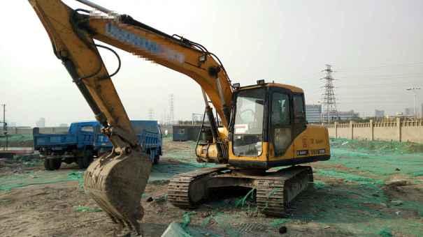 天津出售转让二手7500小时2010年三一重工SY135C挖掘机