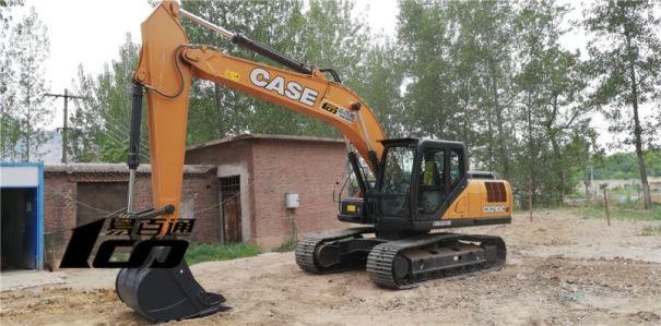 石家庄市出售转让二手10小时2018年凯斯CX210C-8挖掘机