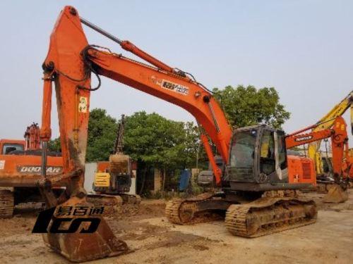 武汉市出售转让二手2008年日立ZX250H-3挖掘机