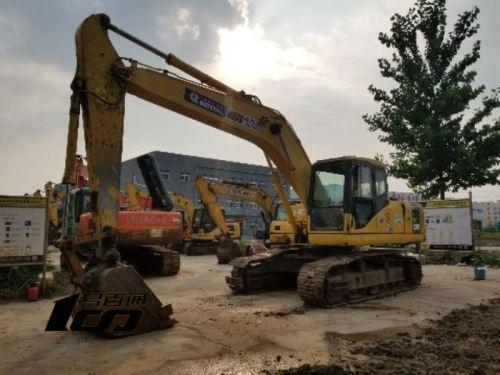 武汉市出售转让二手2006年小松PC200-7挖掘机