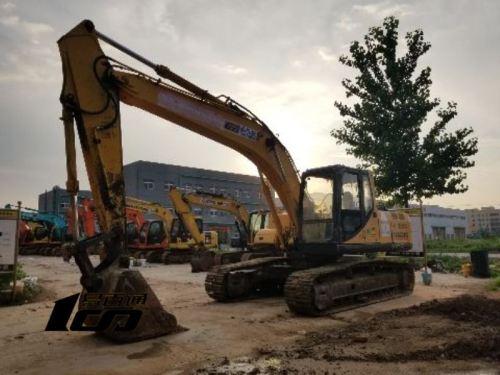 武汉市出售转让二手2010年厦工XG822LC挖掘机