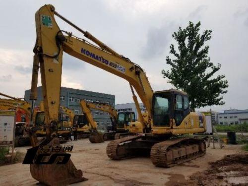 武汉市出售转让二手2007年小松PC220-7挖掘机