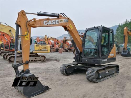 石家庄市出售转让二手8小时2018年凯斯CX80C挖掘机
