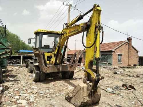 辽宁出售转让二手5000小时2010年犀牛重工XNW51180挖掘机