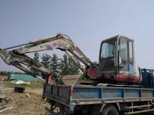 北京出售转让二手13400小时2009年竹内TB150C挖掘机