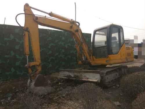 辽宁出售转让二手10000小时2009年泰安嘉和JH70挖掘机