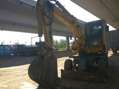 辽宁出售转让二手3000小时2012年犀牛重工XNW51360挖掘机