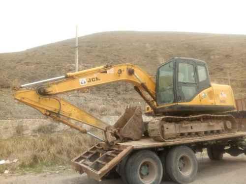 甘肃出售转让二手7000小时2012年山重建机913C挖掘机