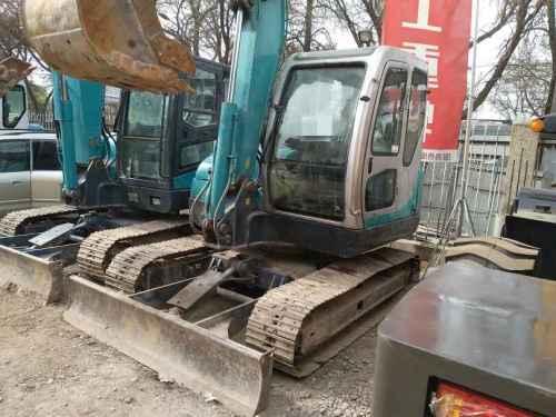 甘肃出售转让二手4000小时2012年山河智能SWE70H挖掘机