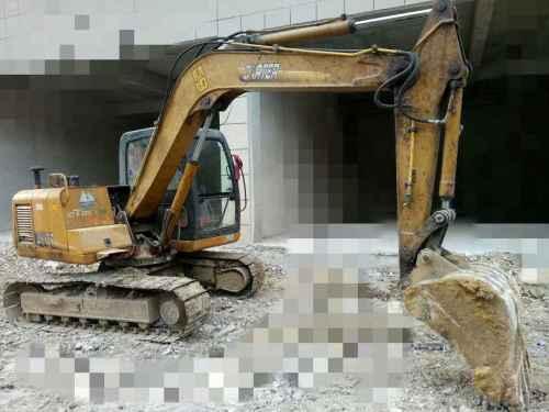 贵州出售转让二手9700小时2010年山特70挖掘机
