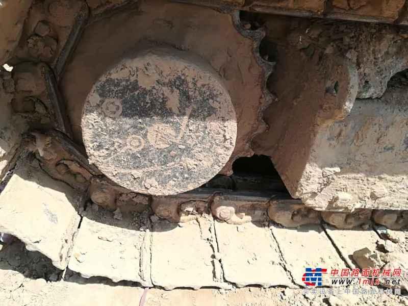 安徽出售转让二手9000小时2009年厦工XG806挖掘机