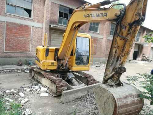 河南出售转让二手1500小时2012年华力重工HL185挖掘机
