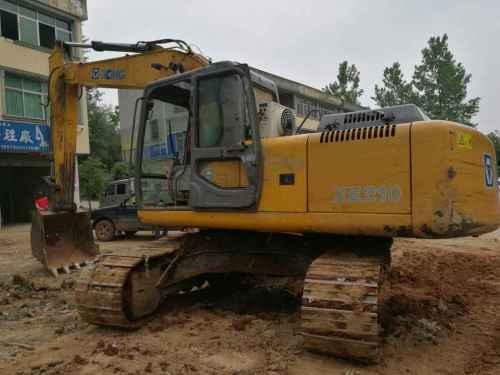 江西出售转让二手14650小时2011年徐工XE215CA挖掘机