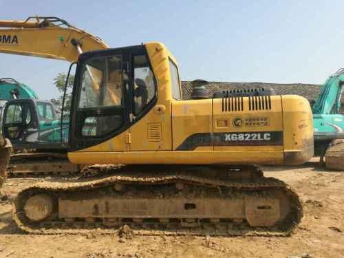 江西出售转让二手10800小时2011年厦工XG822LC挖掘机