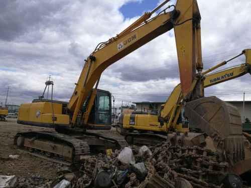 吉林出售转让二手8000小时2011年山重建机922C挖掘机