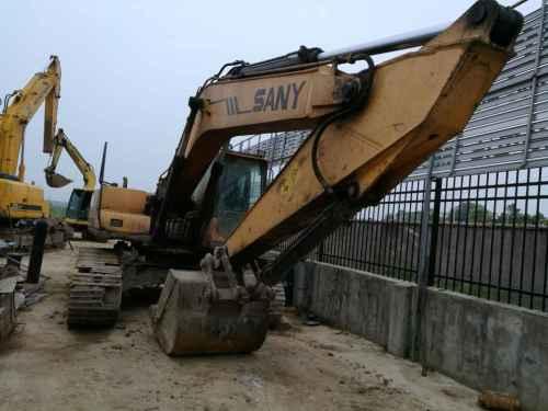 安徽出售转让二手16500小时2008年三一重工SY215C挖掘机