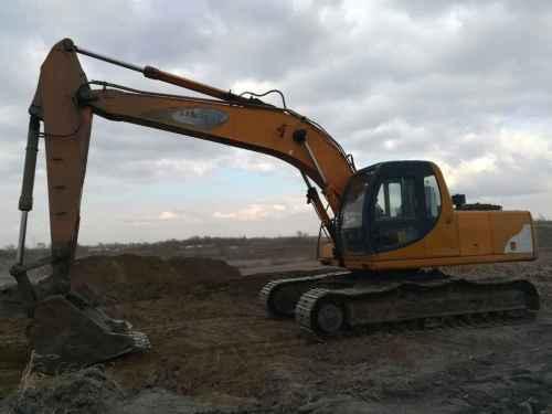 吉林出售转让二手10000小时2003年三星300LC挖掘机