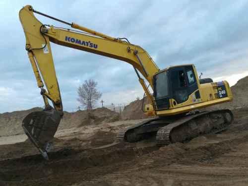 吉林出售转让二手7000小时2011年小松PC240挖掘机