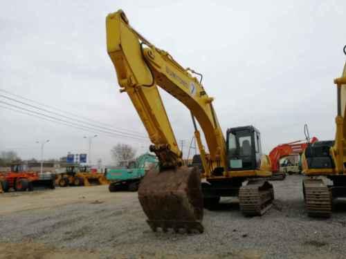 内蒙古出售转让二手5340小时2011年住友SH350HD挖掘机