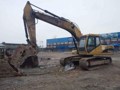 山西出售转让二手6800小时2011年彭浦SW240E挖掘机