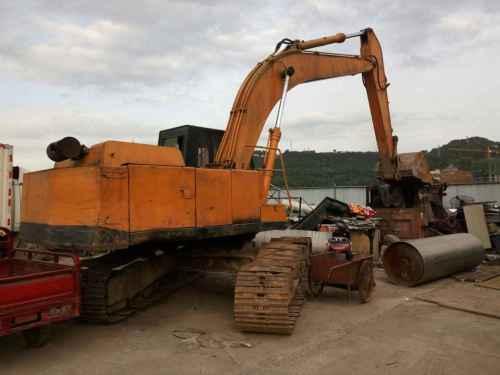 四川出售转让二手20000小时2003年住友SH200A1挖掘机