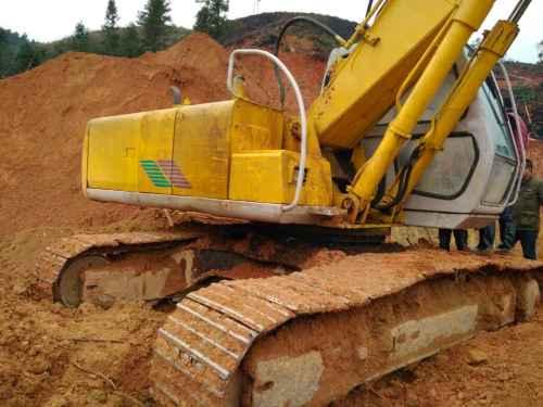 浙江出售转让二手16000小时2003年住友SH200A2挖掘机