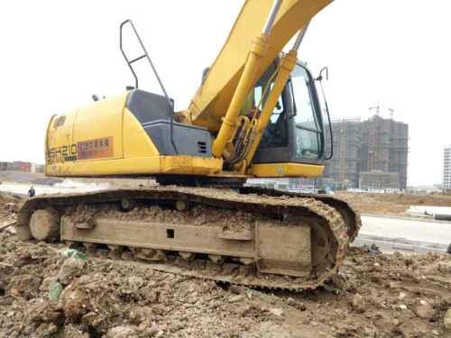 浙江出售转让二手13003小时2006年住友SH210挖掘机