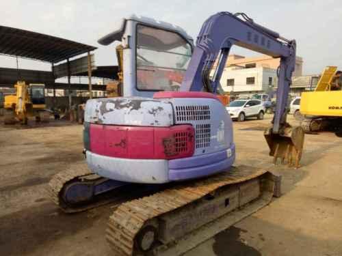 广东出售转让二手8530小时2004年小松PC50UU挖掘机
