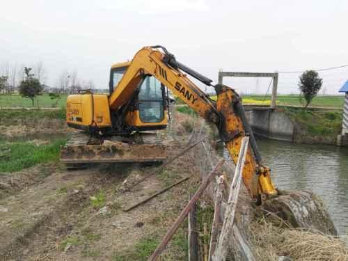 江苏出售转让二手10000小时2011年三一重工SY75C挖掘机