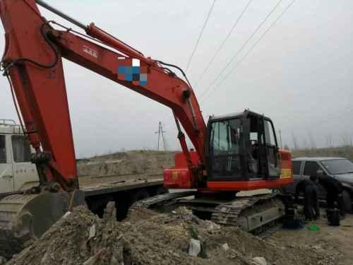 内蒙古出售转让二手6000小时2011年腾翔TX150挖掘机