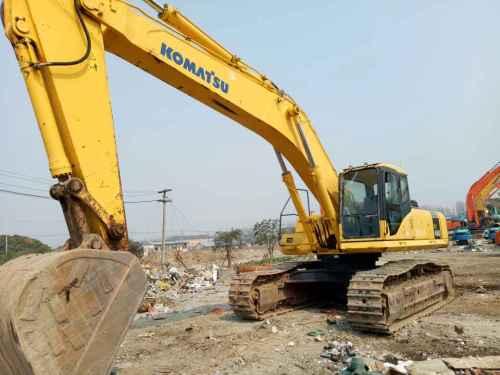 浙江出售转让二手10973小时2010年小松PC450挖掘机